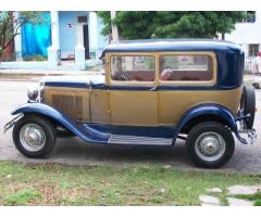Vendo Ford Año 30 Todo Original, un solo dueño 05 298 2527 Ver