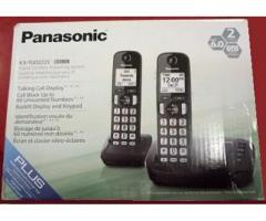 TELEFONOS INALAMBRICOS PANASONIC 2BASES(95) 3 BASES(115) 4 BASES(130) 55826O7O