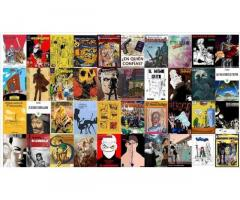Historietas y mangas/manhwa digital (05-3453607)