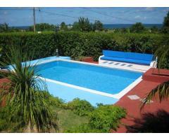 Reserve un confortable Apartamento con Piscina en la Playa Santa María del Mar