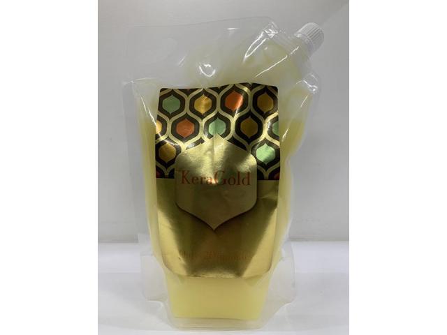 Nueva Keratina de Oro Liquido 14K KeraGold