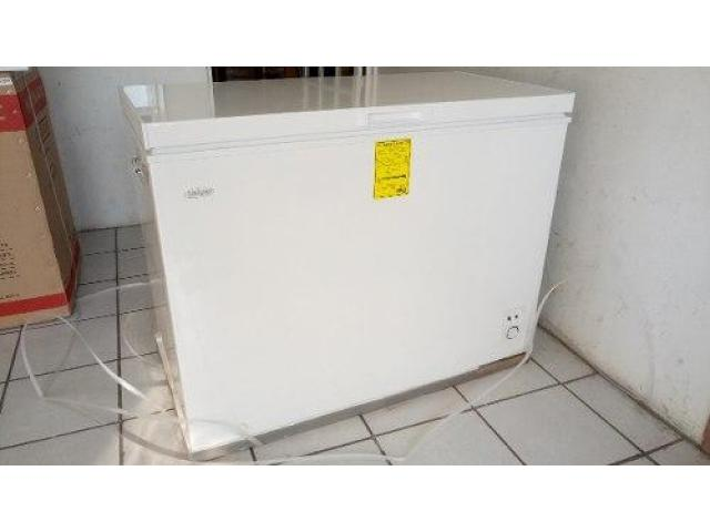 vendo FRESER Mabe de 11 pies cúbicos blanco NUEVO SELLADO EN CAJA 58761064