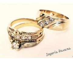 Joyería Havana mas de 3mil diseños matrimoniales..