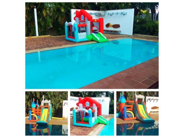 Renta de piscina y espacios para todo tipo de eventos. 56984303