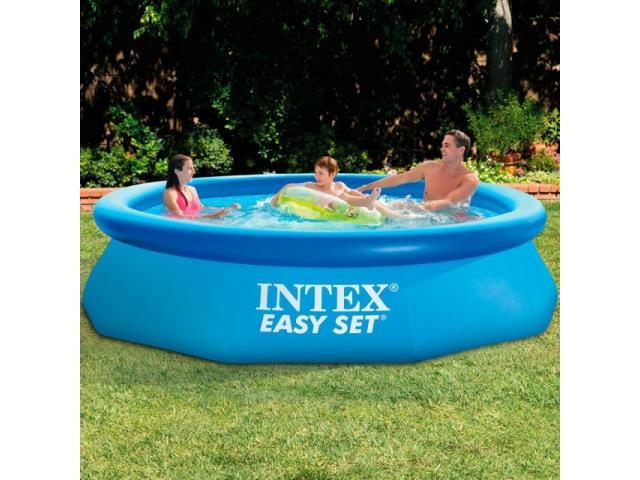 OFERTA DE INVIERNO-PISCINA INTEX 305x76cm + FILTRO DE AGUA, 100% NUEVO #53053027