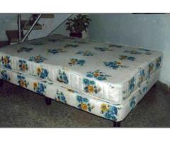 COLCHONES CONFORT,HOTELEROS,LISOS.CALIDAD GARANTIZADA+TRANSPORTE.52911037.