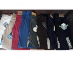 Pantalones Elastisados Tubos Gran Calidad+Al por Mayor y Sueltos.53002804