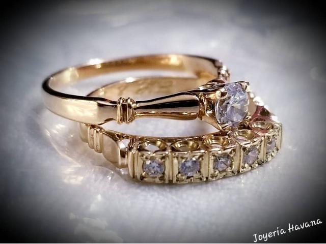 JOYERIA HAVANA ? Excelentes Diseños, Anillos Matrimoniales ? 52527538 y 58456383