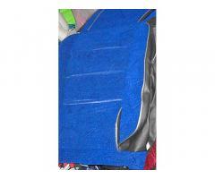 vendo forros del Lada 2107, color azul, gris de los infladitos,d terciopelo,
