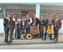 Mariachis en la Habana