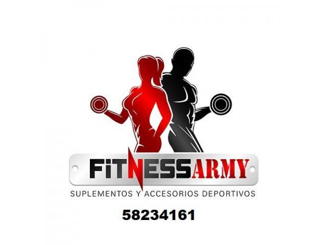 FITNESS ARMY ¡¡¡Tienda de suplementos y accesorios deportivos!!! 58234161 Manuel