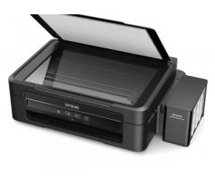 Impresora/Fotocopiadora/Escáner EPSON L380 con Sistema de Tinta Incluido!!!.