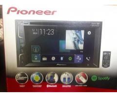 380 cuc Reproductora PIONEER Nuevo pantalla 7 pul,USB,Bluetooth 54011302 Manuel
