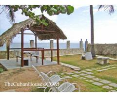 Se ofrece Casa de renta en Guanabo: salida directa al mar y 2/4. Contactar YA
